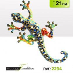 LEZARD MOSAIQUE 21cm