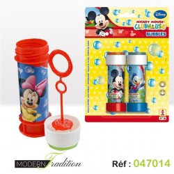 BULLES DE SAVON x 2 MICKEY CLUB HOUSE 60ml