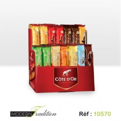 COTE D'OR BATON ASSORTIS 40 G