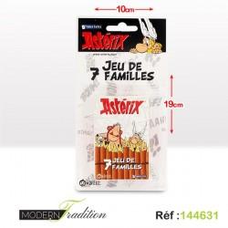 JEU DE 7 FAMILLES ASTERIX