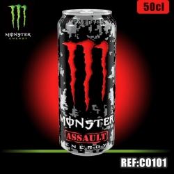 MONSTER ASSAULT Bte 50CL***