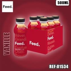 FEED BOISSON REPAS VANILLE 500ML