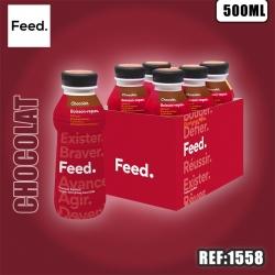 FEED BOISSON REPAS CHOCOLAT 500ML