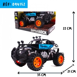 4x4 GM  BIG ROUES 33 CM FRICTION METAL