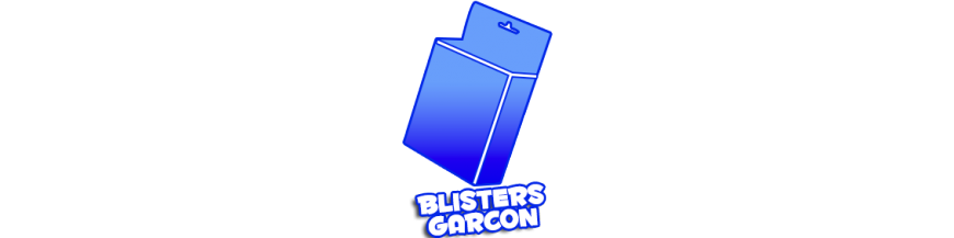 BLISTER GARCON